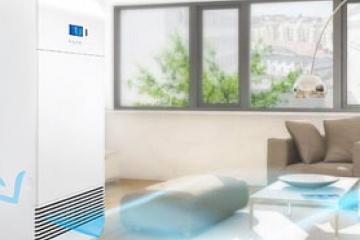 Бризеры как бытовые очистители воздуха для дома купить