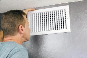 Как происходит обслуживание приточно-вытяжной вентиляции