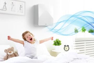 Как организовать вентиляцию в детской комнате