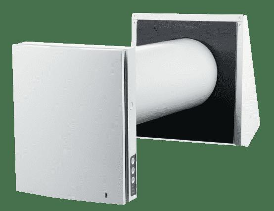 Приточно-вытяжной проветриватель с рекуперацией Winzel EXPERT