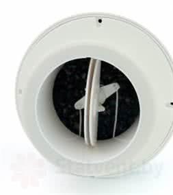 Купить клапан KIV-125 (КИВ-125) клапан инфильтрации воздуха КИВ-125 в Москве и области